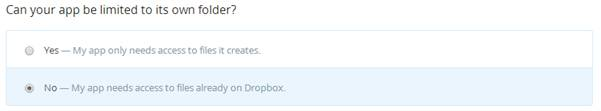 Dropbox-Klipfolio Integration Image3