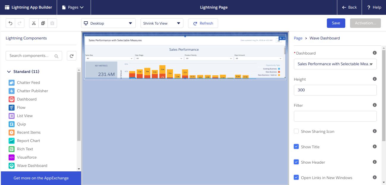 Embedding The Analytics Dashboard image2