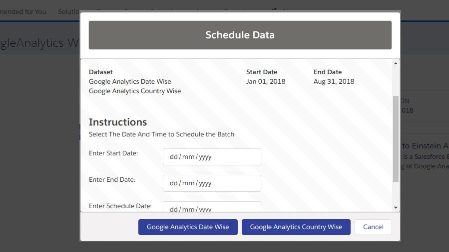 Google Analytics Wave Connector image4