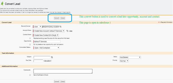 Lead with Salesforce1 Image3
