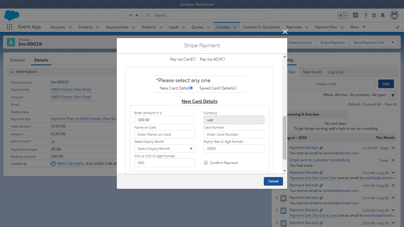 Integrate-Stripe-With-Salesforce