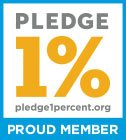 Pledge 1Percent Member