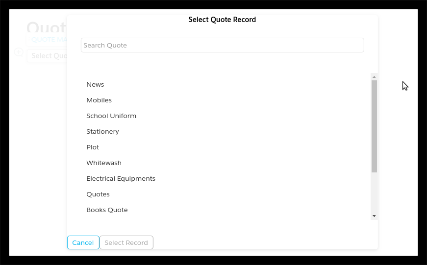 Quote Manager For Quip image3
