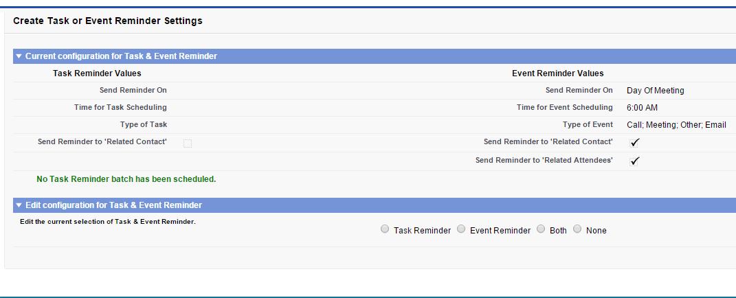 SmartCal App Screenshot