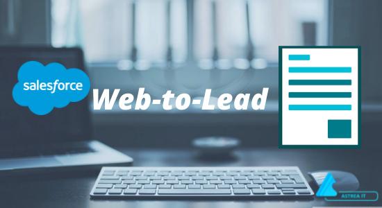 Salesforce Web-to-Lead