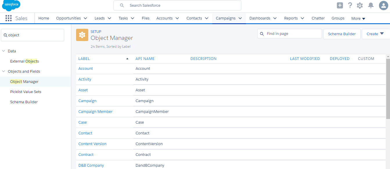 Salesforce Lightning Branding image1