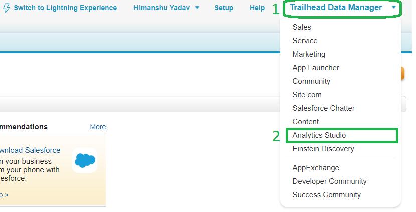 Salesforce Einstein Analytics | Wave Analytics | Cloud Based Tool