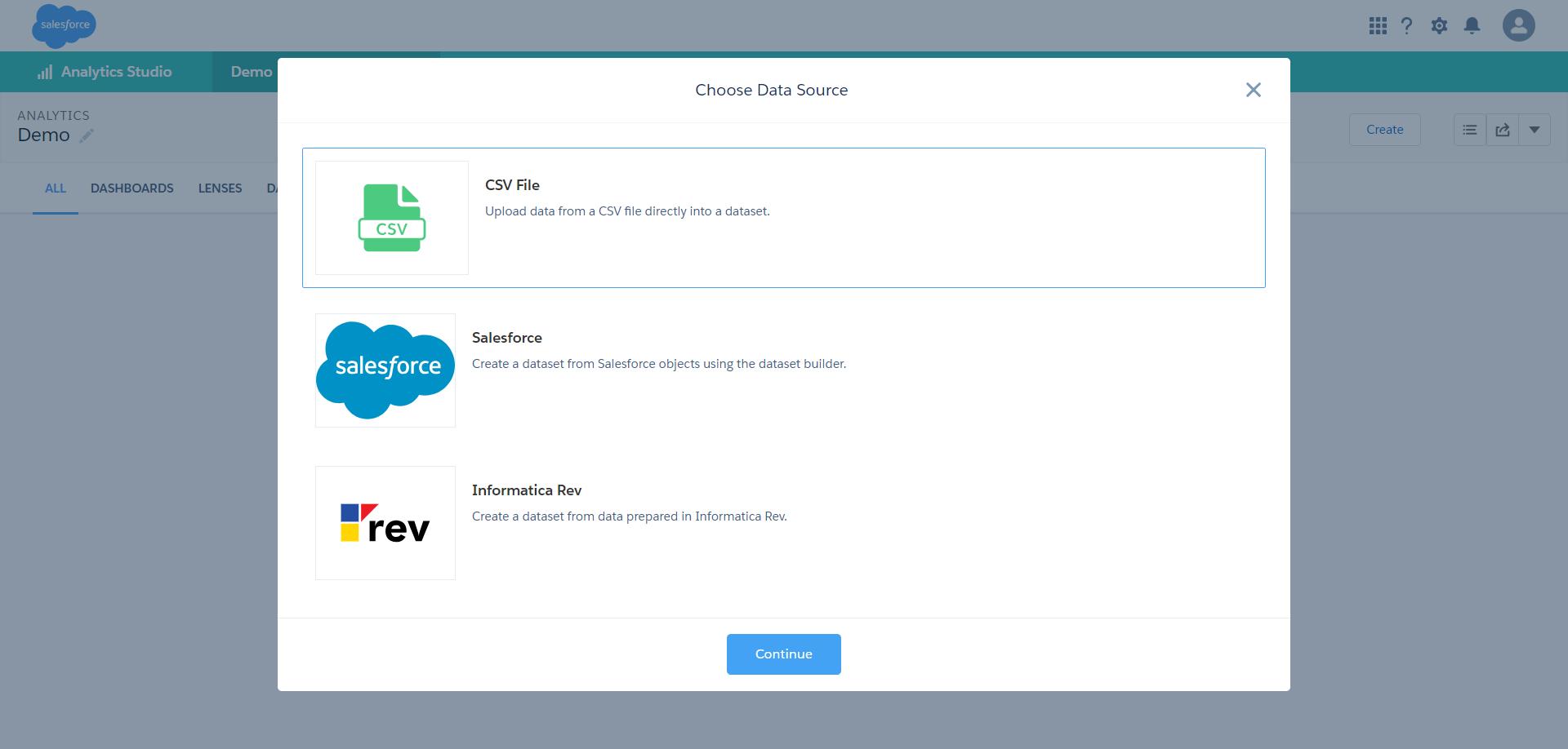 Salesforce Einstein Analytics | Wave Analytics | Cloud Based