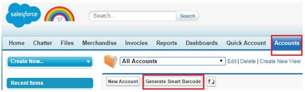 Smart Barcode Image