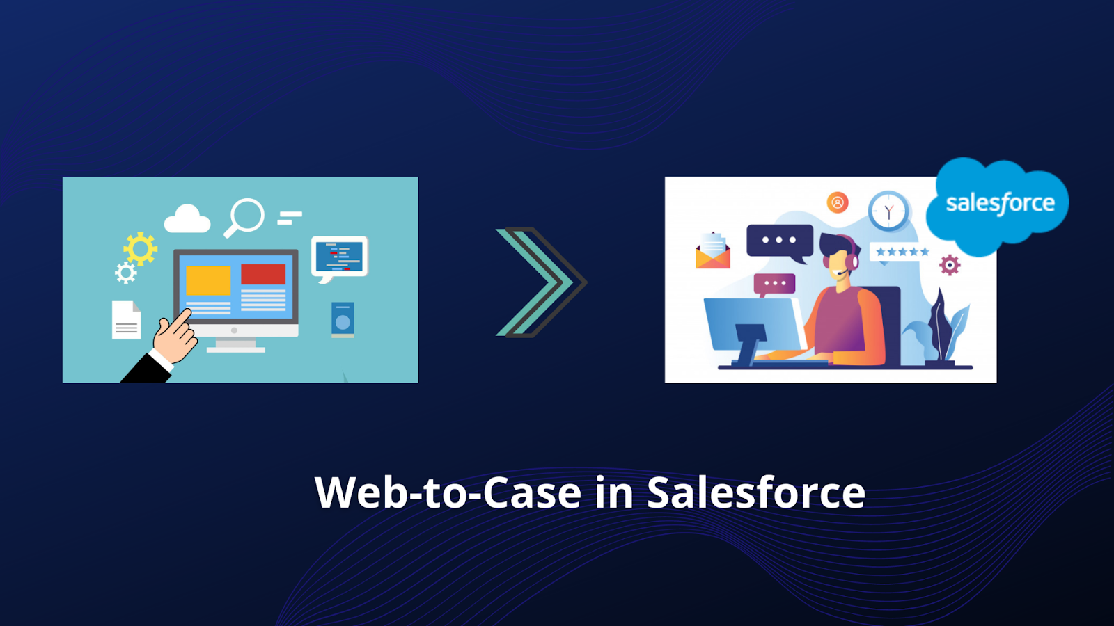 Web-to-Case in Salesforce