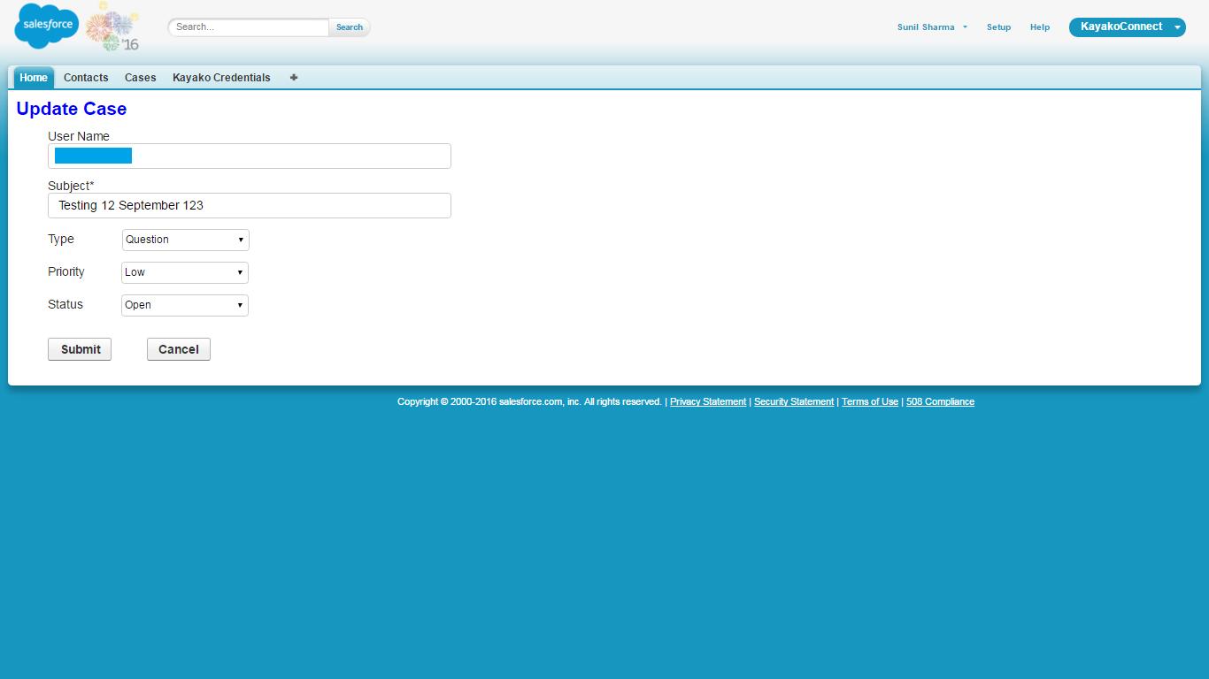 KayakoConnect App Screenshot
