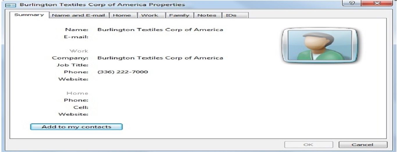Export And Import Contacts With Smart vCard Salesforce