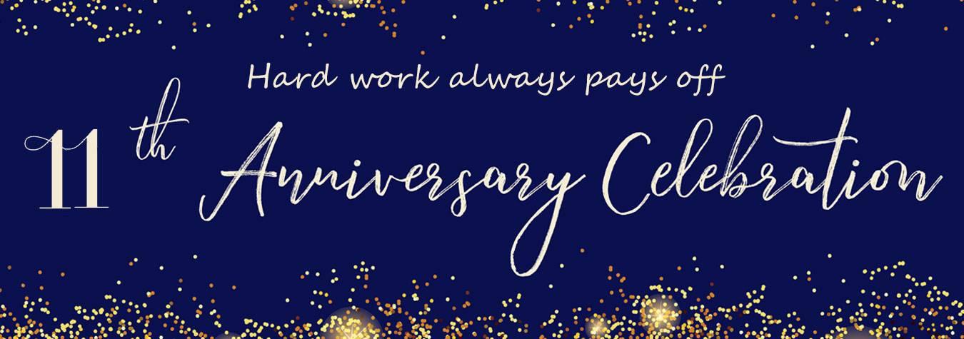 Astrea Salesforce Partner 10th anniversary celebration